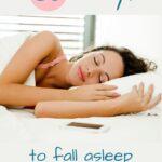 Women peacefully sleeping